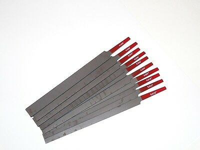 Hosco 10 Nut File Grooves multiple String instruments Ships from USA NF10  VWWS