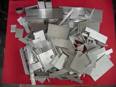 23.2 Lbs ALUMINUM 6061 SCRAP, DROPS, BAR ENDS CUT OFF FOR MELTING OR MACHINING