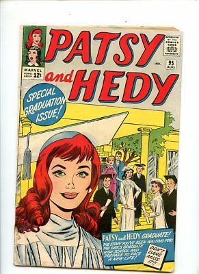 Patsy and Hedy #95 (1964) VG-
