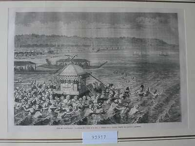 92917-Asien-Asia-Japan-Nippon-Nihon-Gots Tennoo Fest-T Holzstich-Wood engraving