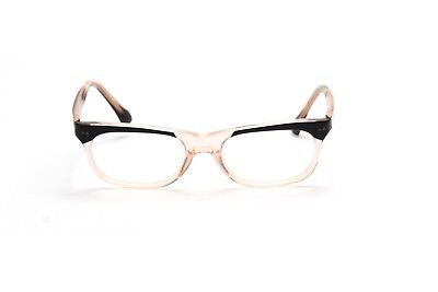 Small vintage 1960s two tone eyeglasses in 46-18mm K5