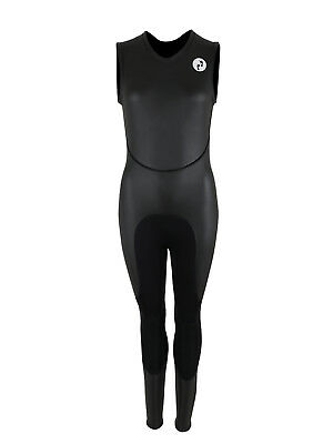 MD Womens 2.5mm Enduro Sleeveless Mesh Wetsuit by TWO BARE FEET Summer Suit