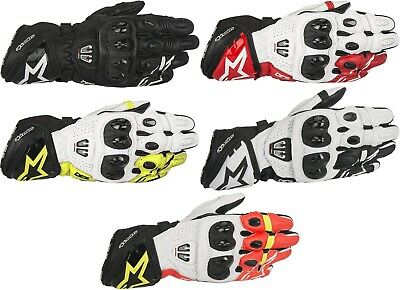 Alpinestars GP Pro R2 Leather Street Motorcycle Gloves Mens All Size & Colors