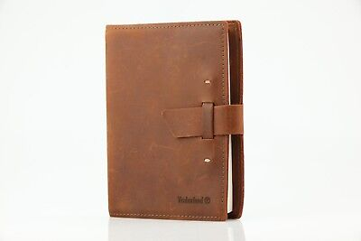 Timberland Rustico Refillable Leather Journal Wasatch Notebook Brand New Sealed