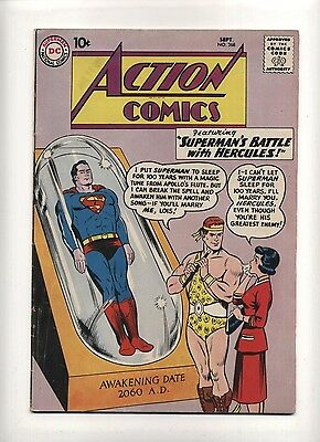 Action Comics 268 (GVG) Superman; Silver Age; DC Comics; 1960 (c#05128)
