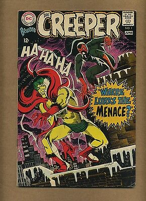 Beware the Creeper #1 (Nice!) Classic Ditko cover; DC Comics; 1968 (c#14698)