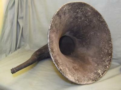 Large Horn for Vintage Radio Table Speaker