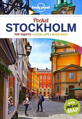 Lonely Planet Pocket Stockholm by Lonely Planet 9781786574565 (Paperback, 2018)
