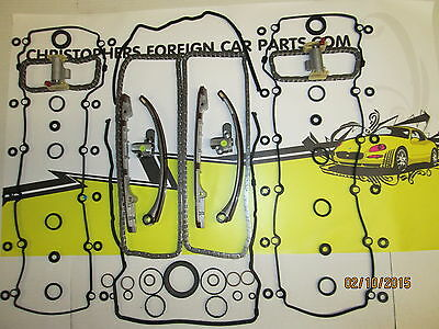 Jaguar V8 4.0L 1999-2001 Complete Timing Chain Kit, Everything In One Box