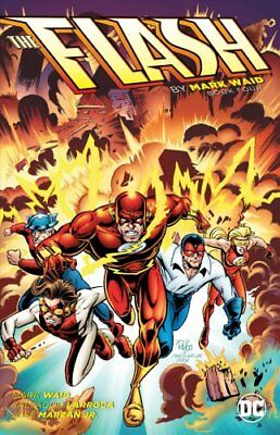 The Flash By Mark Waid Book Four by Mark Waid 9781401278212 (Paperback, 2018)