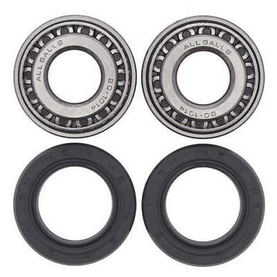 All Balls Motorcycle Front or Rear Wheel Bearing Kit 25-1002