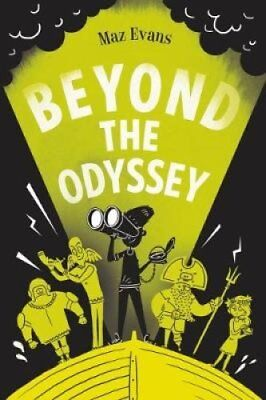 Beyond the Odyssey by Maz Evans 9781910655993 (Paperback, 2018)