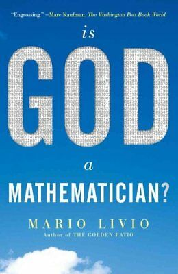 Is God a Mathematician? by Mario Livio 9780743294065 (Paperback, 2010)