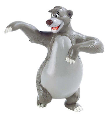12381 Baloo Mini Figurine Toy Disney The Jungle Book [Bullyland]