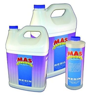 MAS Low Viscosity Epoxy Resin (Quart) 30-001