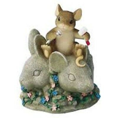 Charming Tails By Dean Griff - Nib - Mouse Rushmore