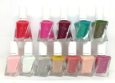 Essie Gel Couture - FALL 2017 COLLECTION - 0.46oz Pick Your Color
