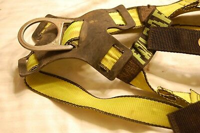 Fallsafe Fall Protection Safety Harness FS285 L/XL (Mfg Dates 2014 or 2015)