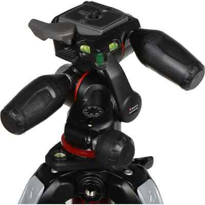Manfrotto MT055XPRO3 with 3 Way Pan/Tilt Head Tripod Kit  (MK055XPRO3-