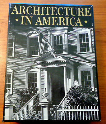 A Pictorial History of Architecture in America 1976 Smith 2 Vols w/Slipcase