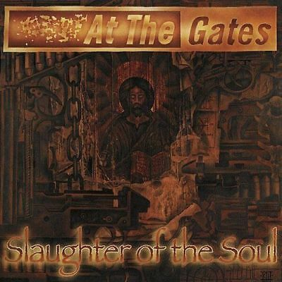 At The Gates - Slaughter Of The Soul NEW CD