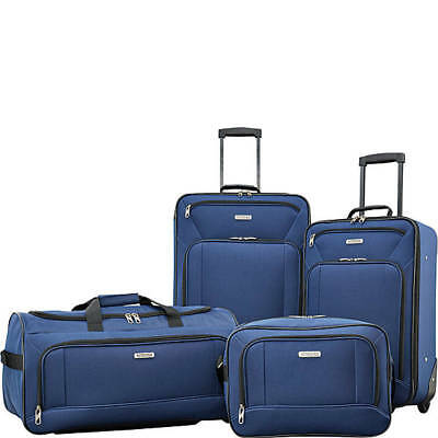 American Tourister Fieldbrook XLT 4 Piece Luggage Set Choose Your Color #92288-9