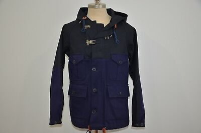 6cf21f11690082 NIGEL CABOURN AUTHENTIC Made in England Short Cameraman Jacket 48 ...