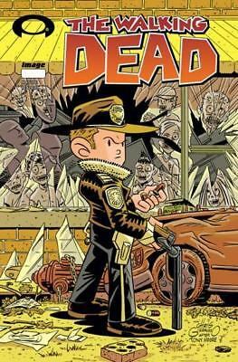 The Walking Dead #103 Chris Giarrusso Variant 9.6 9.8 Homage #1 Image Comics
