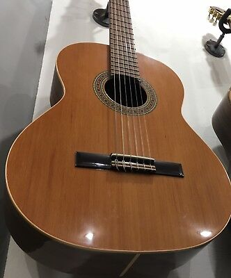 CHITARRA CLASSICA G1 CEDAR GUITARREROS BY RAMIREZ Made in Spain (FODERO OMAGGIO)