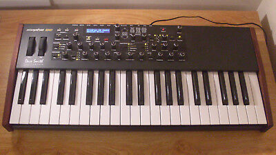 dsi mopho se synthesizer keyboard with manual power supply free rh picclick co uk dave smith mopho keyboard manual dave smith mopho keyboard manual