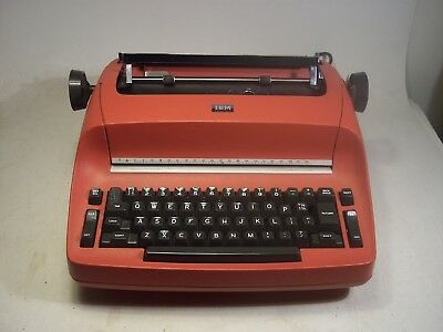 Vintage IBM Selectric I Typewriter - Beautiful Color - At Is for parts or repair