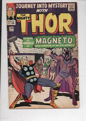 JOURNEY into MYSTERY #109/Thor/from 1964/MAGNETO story/40% OFF OVERSTREET!