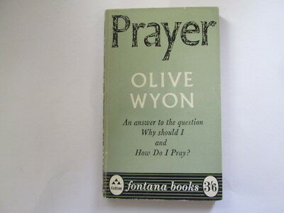 Good - Prayer : An Answer To The Question Why Should I And How Do I Pray?. - Wyo