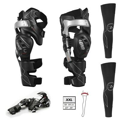 Leatt Knieorthese C-Frame Carbon MX DH Knieprotektion Knee Orthese XXL