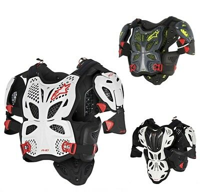 Alpinestars A-10 Full Brustpanzer 2017 für Motocross Enduro MX