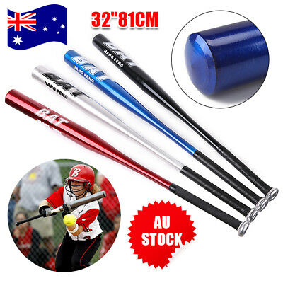 "Top Quality 32"" 81cm Aluminium Baseball Bat Lightweight Light Weight Youth Adult"