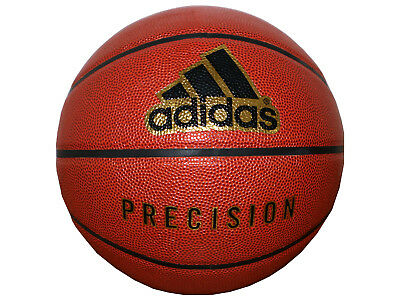 adidas Basketball Gr.6 Precision Outdoor Ball Korbball orange Indoor Teamsport