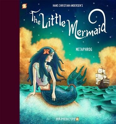 LITTLE MERMAID, Metaphrog, 9781629917399