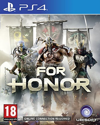 Playstation 4-For Honor Ps-4 At  GAME NEW