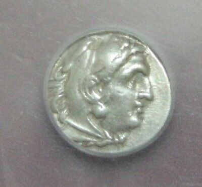 Ancient Greek Philip III 323-317BC Silver Drachm Abydus Mint -  Very Fine