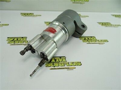 Jarvis Precision Dual Adjustable Drill Head Attachment Model 7425 Made In Usa
