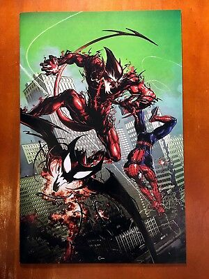 AMAZING SPIDER-MAN #796 NM COMICXPOSURE VIRGIN VARIANT 1st RED GOBLIN COVER!