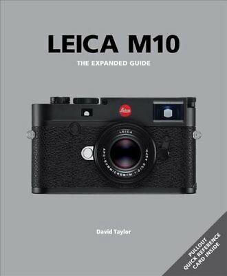 Leica M10 by David Taylor (Paperback, 2017)
