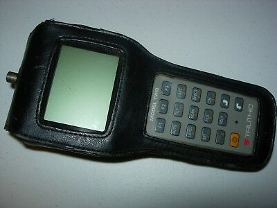 Trilithic Model Two Signal Level CATV Meter ( FOR PARTS or REPAIR )