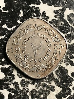1955 Pakistan 2 Annas Lot#X5512