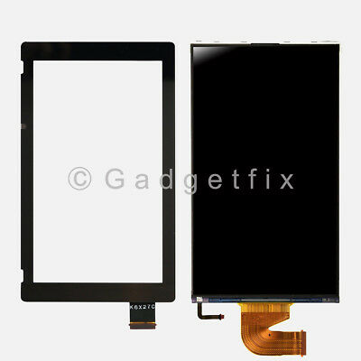 US OEM Touch Screen Digitizer LCD Display Screen Replacement For Nintendo Switch