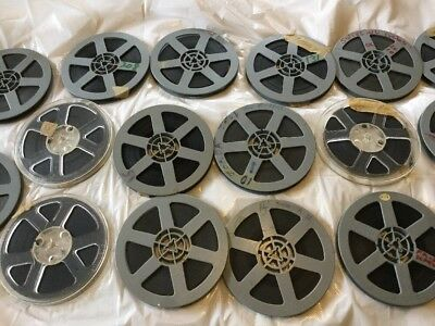 23 Vtg 8mm Adult Film Movies Collection