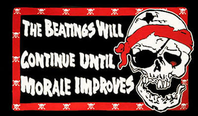 Name Your Poison Flag 5Ft X 3Ft 5X3/' Pirate Party Decoration Banner Halloween