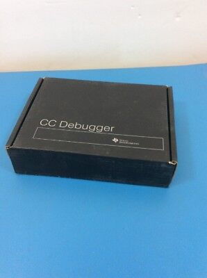 Texas Instruments CC-Debugger 1418 with cable in factory box - tc