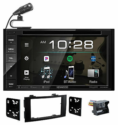 Kenwood DVD/iPhone/Android/Bluetooth Receiver For 2004-10 Volkswagen VW Touareg